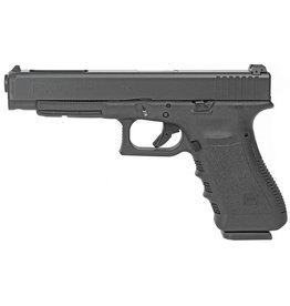 "GLOCK GLOCK 34 GEN 3 9MM 5"" 10 RD MAGS  COMPETITION"
