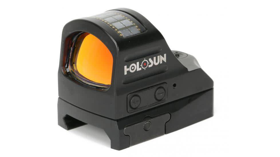 HOLOSUN HOLOSUN RED DOT SIGHT SOLAR POWERED 2 MOA