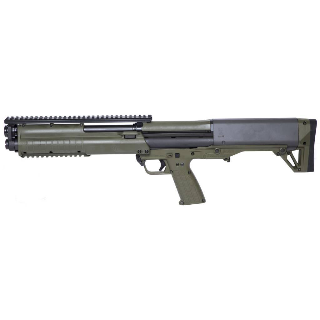 """KEL TEC KEL TEC KSG PUMP SHOTGUN 12G 18.5"""" GREEN"""