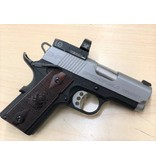 """SPRINGFIELD CONSIGNMENT SPRINGFIELD 1911 EMP 9MM 3"""" CA MILLED SLIDE WITH VORTEX VENOM 6MOA 3 MAGAZINES AND CASE"""