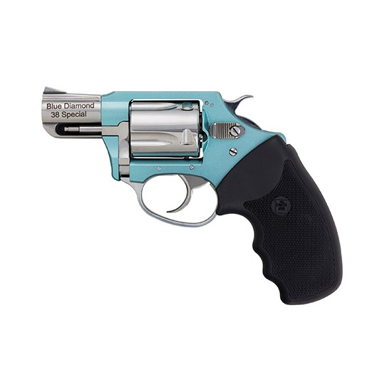 """CHARTER ARMS CHARTER ARMS UNDERCOVER LITE .38SPECIAL 2"""" BLUE DIAMON"""