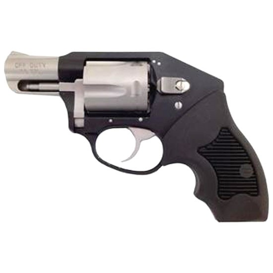 """CHARTER ARMS CHARTER ARMS OFF DUTY 38SPL BLK SS 2"""" 5RD DAO"""