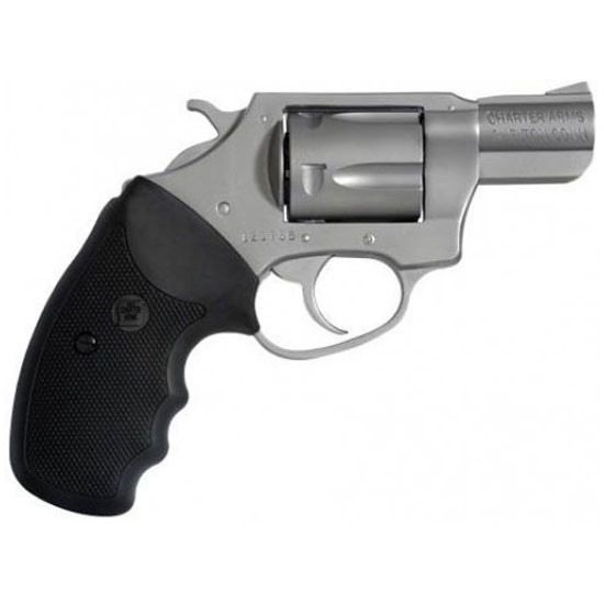 "CHARTER ARMS CHARTER ARMS UNDERCOVER .38SPL 2"" SS 5RD."