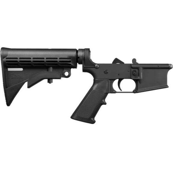 ANDERSON MANUFACTURING ANDERSON MFG. AR15 COMPLETE LOWER WITH M4 STOCK ASSEMBLY