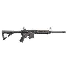 "RUGER RUGER AR556 16"" 5.56 MAGPUL MOE SEMI AUTO 1 10 ROUND MAG JUGGERNAUT TACTICAL TAKE DOWN"