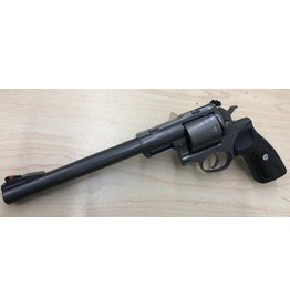 RUGER CONSIGNMENT RUGER SUPER REDHAWK .480 9.5: ORIGINAL CASE, SCOPE RINGS AND PAPERWORK