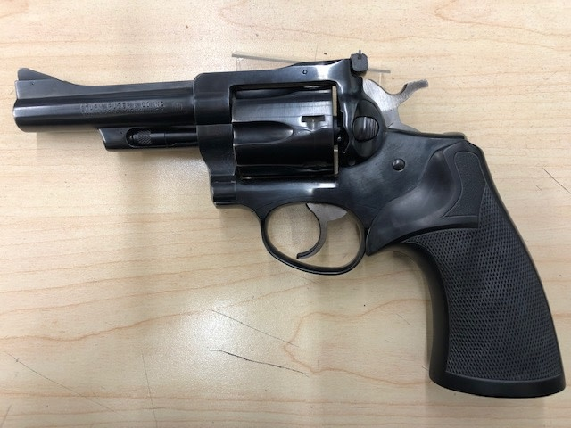 RUGER CONSIGNMENT/USED RUGER SECURITY SIX REVOLVER
