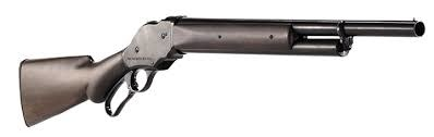 "CENTURY ARMS CENTURY PW87 12G. 19"" 5 ROUND LEVER ACTION"