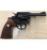 "COLT CONSIGNMENT COLT OFFICIAL POLICE MARK III .38SPL 4"" BLUED"