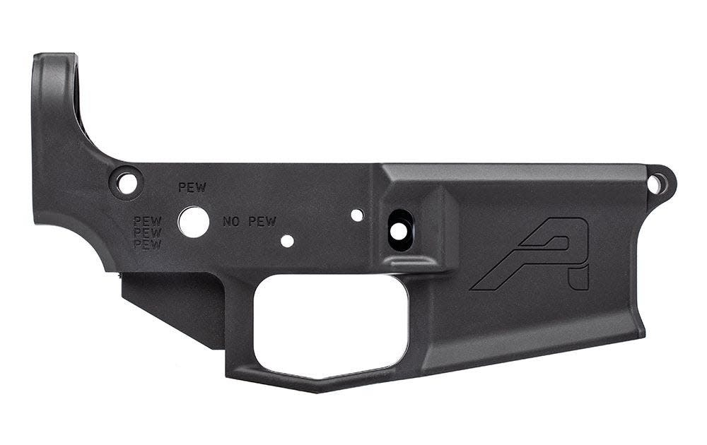 AEROPRECISION AEROPRECISION M4E1 STRIPPED LOWER RECEIVED SPECIAL EDITION PEW PEW