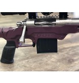 """DEFIANCE CONSIGNMENT SOUTH FORK MFG. BAD ROCK DEFIANCE ACTION 6.5 CREEDMOR 26"""" 2 MAGAZINES A 3 BIPODS NIKON SCOPE INCLUDED"""