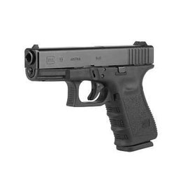 "GLOCK GLOCK 19 GEN 3 9mm 4"" BARREL  2 10RD MAGAZINES  BLACK"