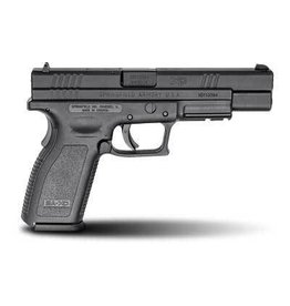 "SPRINGFIELD SPRINGFIELD XD9 5"" TACTICAL BLACK 10RD MAGAZINE (2)"