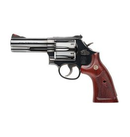 "SMITH AND WESSON SW 586 CLASSIC 357MAG +P 4""  SA/DA 6R"