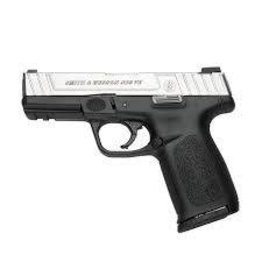 "SMITH AND WESSON S&W SD9VE 9MM 10RD 4""  2 MAGAZINES CA OK"