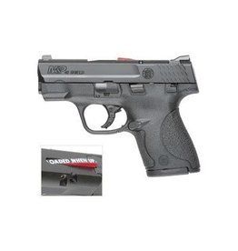 "SMITH AND WESSON SMITH & WESSON M&P 40 SHIELD 3 1/8"" BL 6&7RD CA"