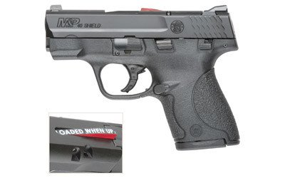 smith and wesson smith wesson m p 40 shield 3 1 8 bl 6 7rd ca