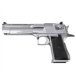 MAGNUM RESEARCH DESERT EAGLE MAGNUM RESEARCH MK19 .44 (BRUSH CHROME)
