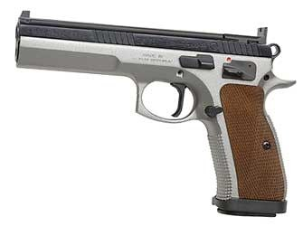 CZ CZ 75 TACTICAL SPORT 9MM 2 10RD MAGS