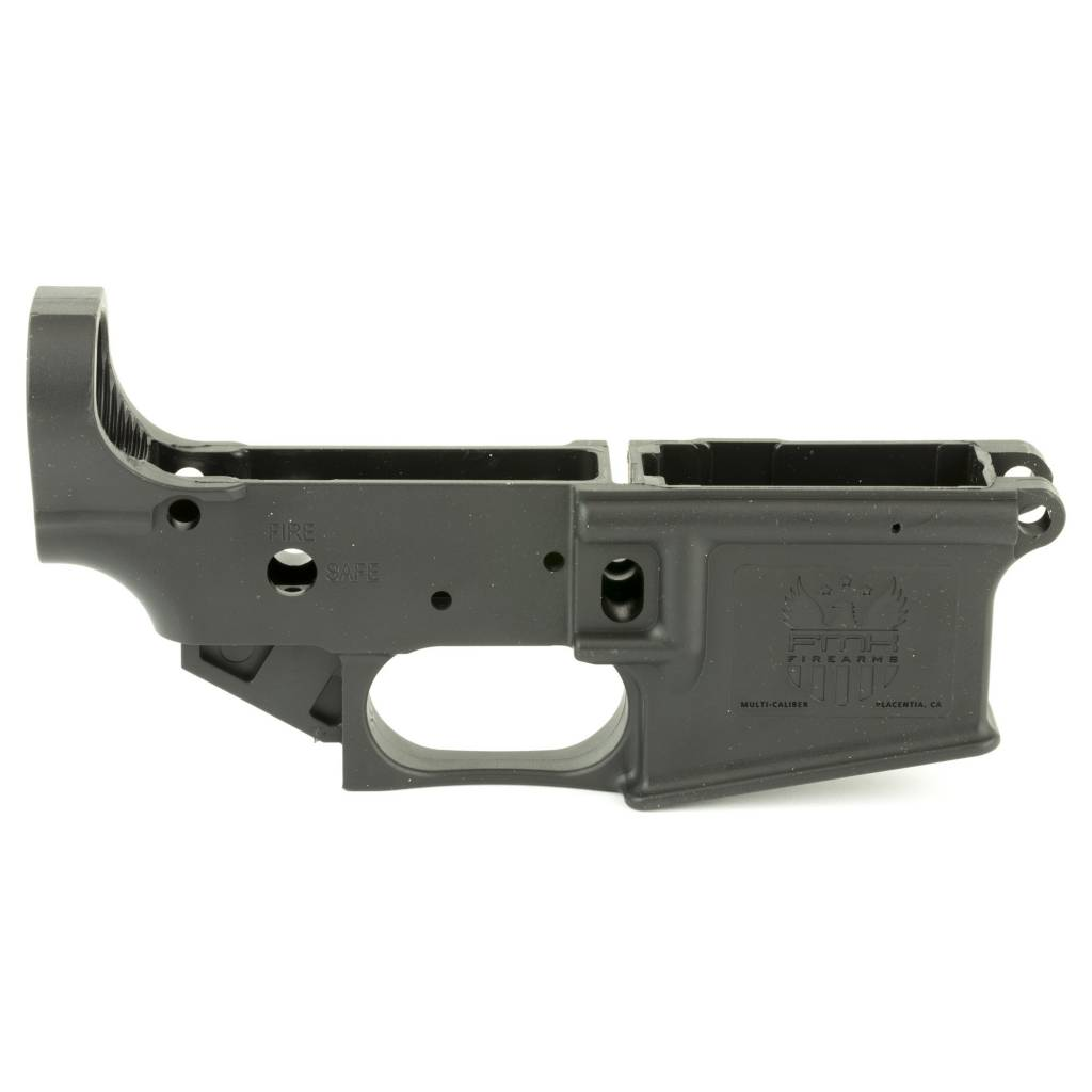 FMK FMK AR15 POLYMER LOWER RECEIVER MULTI CAL BLACK