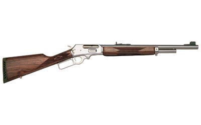 """MARLIN MARLIN 1895GS .45-70 18.5"""" STAINLESS WITH WALNUT STOCK"""