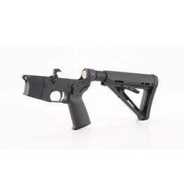 ANDERSON MANUFACTURING ANDERSON MFG. AR15 COMPLETE LOWER MAGPUL STOCK & PISTOL GRIP