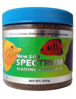 New Life Spectrum New Life 300g Marine Naturox Formula 1mm