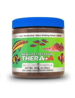 New Life Spectrum New Life 140g Thera A Small Naturox Formula .5mm