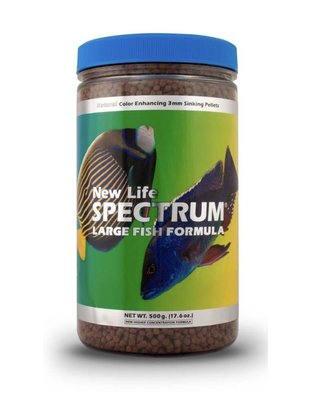 New Life Spectrum New Life 600g Large Naturox Formula 3mm