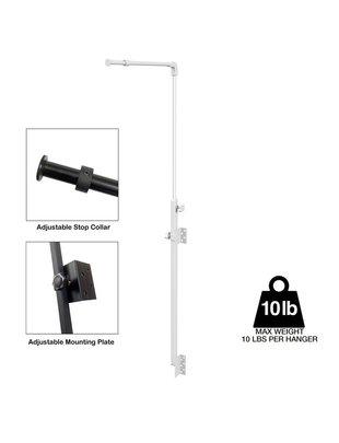 Aquatic Life Universal / Hybrid Light Fixture Hanger - White