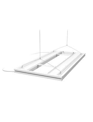 """Aquatic Life 36"""" T5HO Hybrid 4 Lamp (No Lamps) - White"""