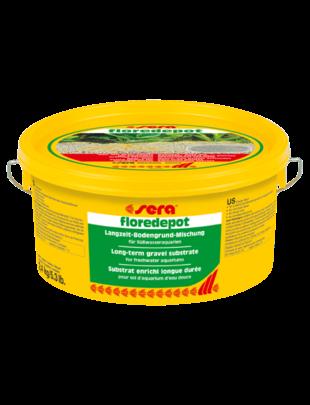 Floredepot Substrate (5.3lb) Sera