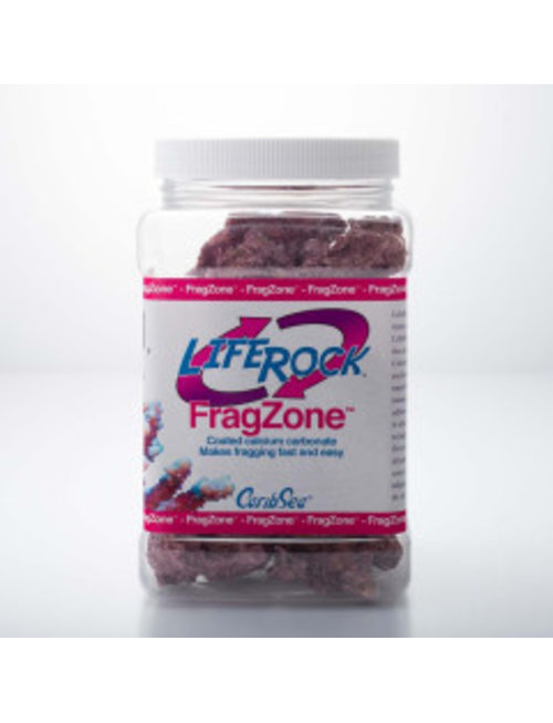 CaribSea Live Rock - Liferock Frag Zone (1.5lb) Box