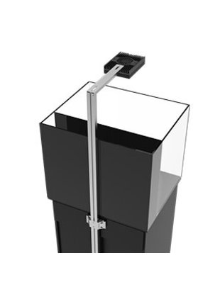"Aqua Illumination EXT Upright Rail Black (48"") - Aqua Illumination"