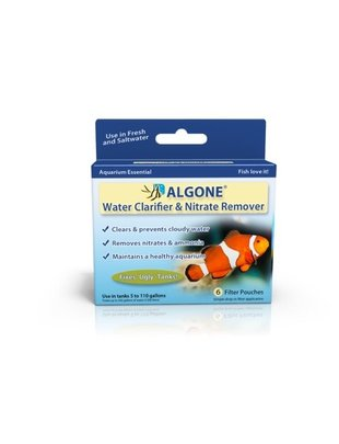 Algone Water Clarifier / Nitrate Remover (1-125g) - Algone