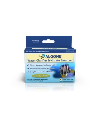 Algone Water Clarifier / Nitrate Remover (125g+) - Algone