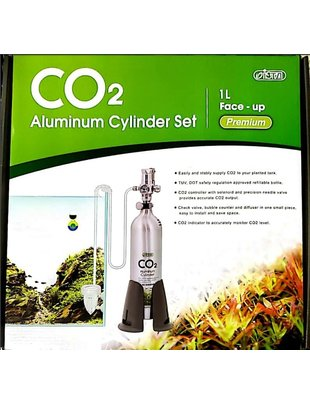 Ista CO2 Supply Set Advanced (1L) - Ista