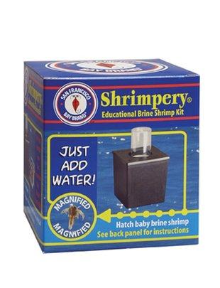 SF Bay Brand Brine Shrimpery w/3pk - SF Bay Brand