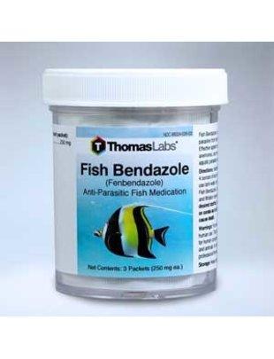 Fish Bendazole 250mg (30 ct Powder Packets) ThomasLabs