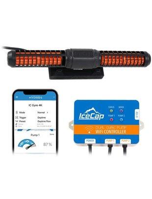 IceCap Gyre 4K Flow Pump w/Controller (4000GPH, 25-150g) - Icecap