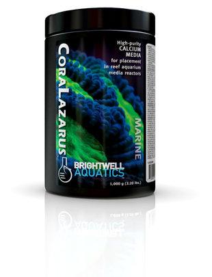 BrightWell Aquatics CoraLazarus Calcium Reactor Media (1000g) Brightwell Aquatics