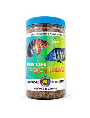 New Life Spectrum New Life 600g Medium Naturox Formula 2mm