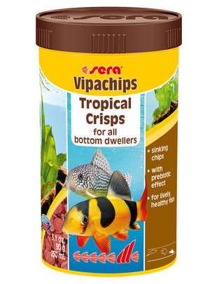 VipaChips, (3.88oz/250 ml) Sera
