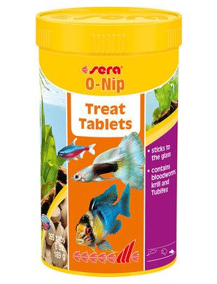 O-Nip Stick on Tablet Food for Freshwater (3.1lb) Sera