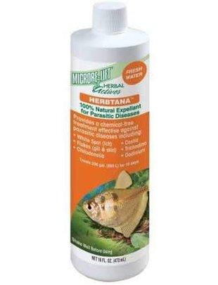 Microbe Lift Herbtana Herbal Medicaiton FRESHWATER, Microbe-Lift
