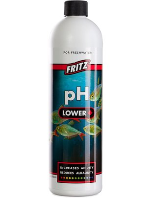 Fritz Aquatics pH Lower and Alkalinity Reducer