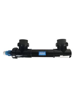 "AQUA ULTRAVIOLET UV Sterilizer Black 57W 3/4"" (57 Watt) AquaUltraviolet"