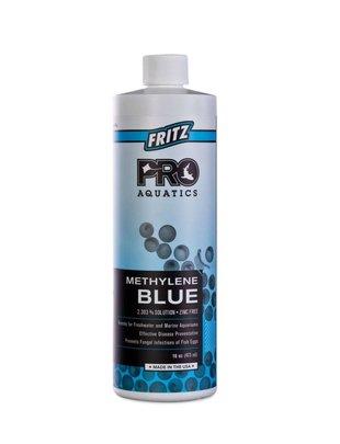 Fritz Aquatics Methylene Blue Fungus and General Disease Control - Fritz 16oz