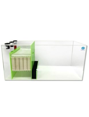 Eshopps WD-CS Wet / Dry Filter System (Filter with Overflow Box) Eshopps