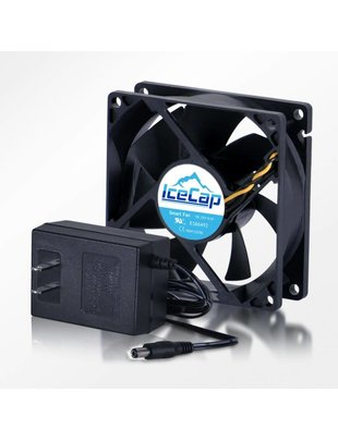 "IceCap Smart Fan (4"") IceCap"